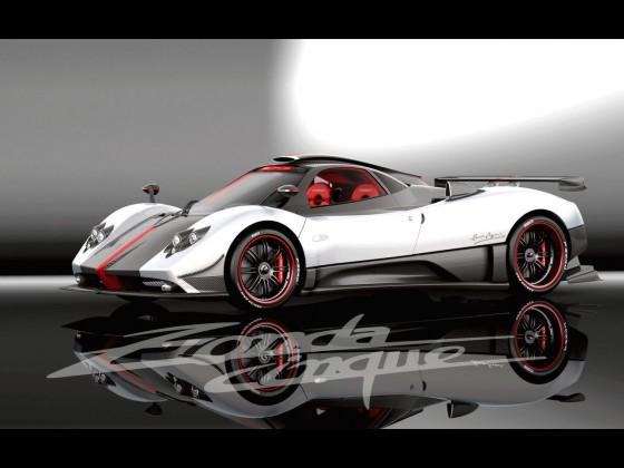 20 voitures les plus chères du monde Pagani Zonda