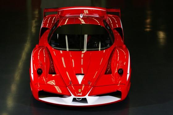 20 voitures les plus chères du monde en 2013 Ferrari Fxx
