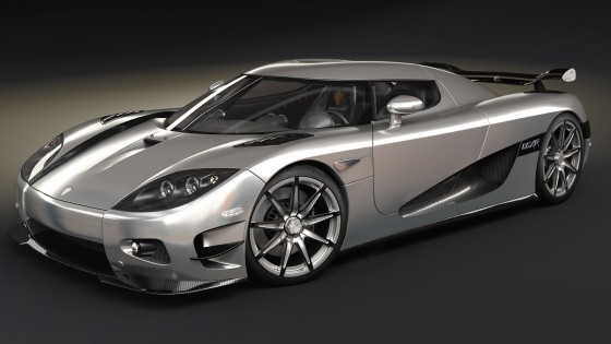 20 voitures les plus chères du monde en 2013 Koenigsegg Trevita