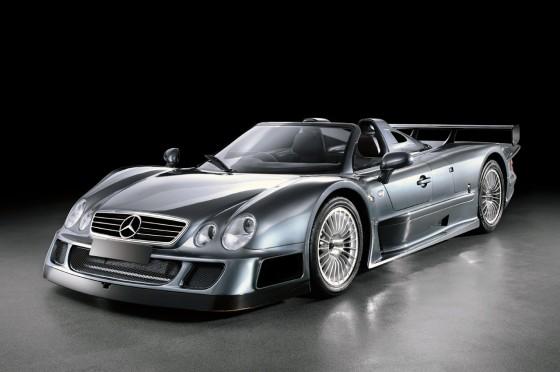 20 voitures les plus chères du monde en 2013 Mercedes CLK GTR