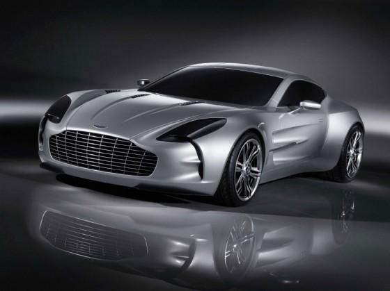 20 voitures les plus chères du monde en 2013 l'Aston Martin One-77