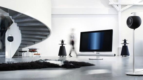 t l viseur 3d beovision 7 55 l excellence selon bang olufsen viaprestige lifestyle. Black Bedroom Furniture Sets. Home Design Ideas