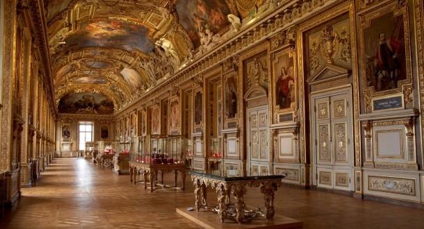 Galerie Apollon Louvre