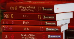 Les guides Michelin