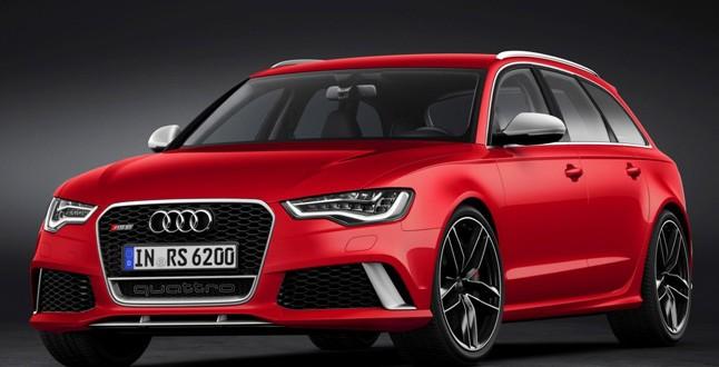 Audi RS6 sur Viaprestige-lifestyle
