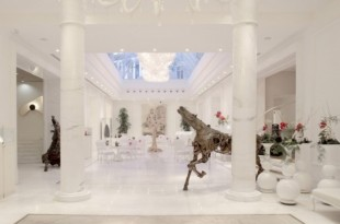 L'hôtel Boscolo à Nice