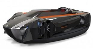 Hovercraft Mercier-Jones