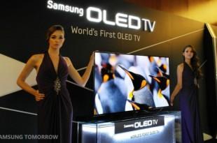 Télévision OLED Samsung