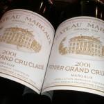 Château Margaux 2001
