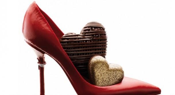 Chocolat Saint-Valentin