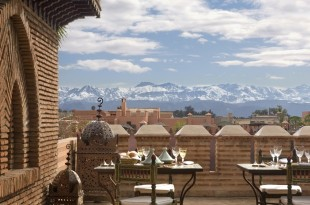 Hôtel La Sultana Marrakech