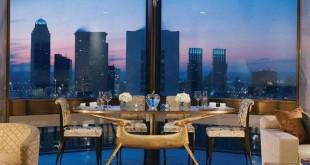 Four Seasons New York les 5 hôtels les plus chers du monde