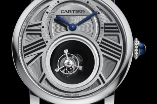Montre Cartier Rotonde