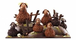 Chocolat de Pâques 2013 La Maison du Chocolat
