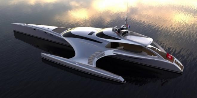 Yacht Adastra