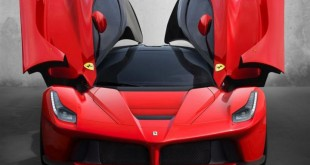 LA Ferrari Hybride