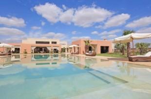 villas à louer en exclusivité Marrakech