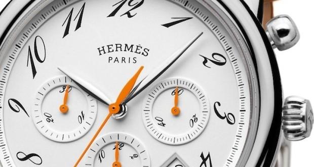 Hermès Arceau Chronograph Bridon 1
