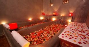 les bains de l'Alhambra