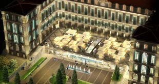 Intercontinental Marseille Hôtel Dieu.