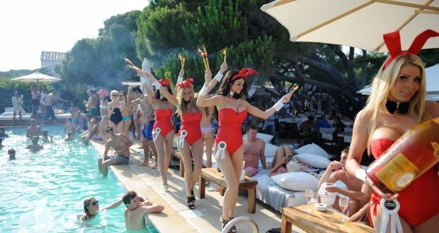 Top 10 des Plages Privées de Saint-Tropez nikki beach