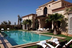 location villas marrakech