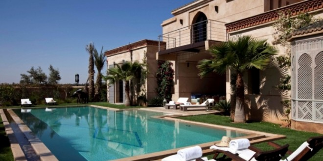 location villas marrakech