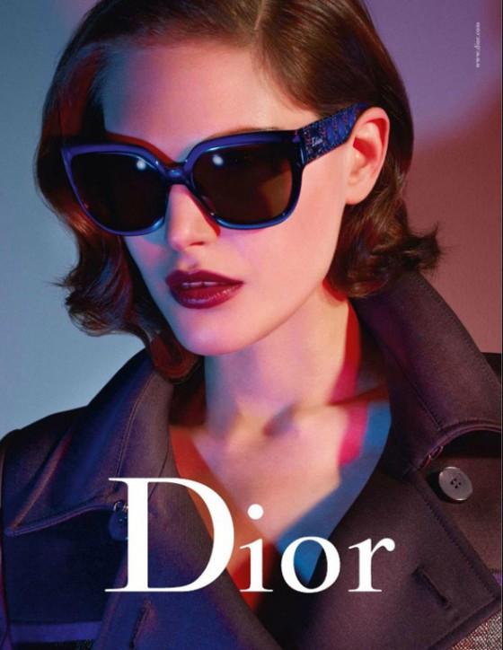 lunettes de soleil Dior 2013 cadeaux fêtes des mères