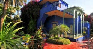 musées de marrakech jardin majorelle