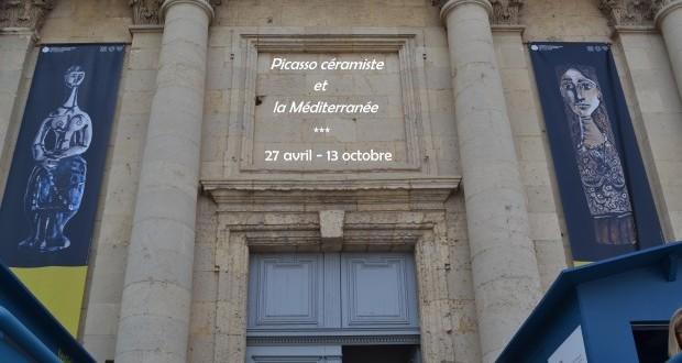 """Expo """"Picasso céramiste et la Méditerranée"""" Une"""
