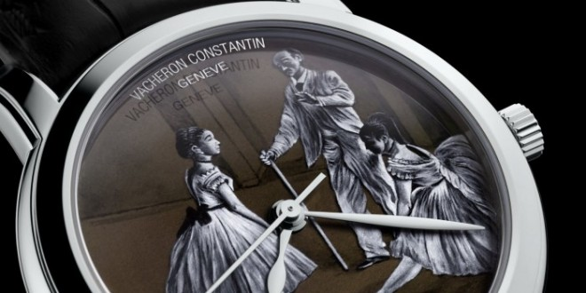 Montres Vacheron Constantin Ecole Française de Danse