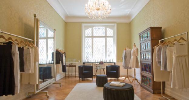La nouvelle Coco Chanel à Francfort