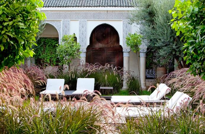 Villa des orangers marrakech for La villa des orangers