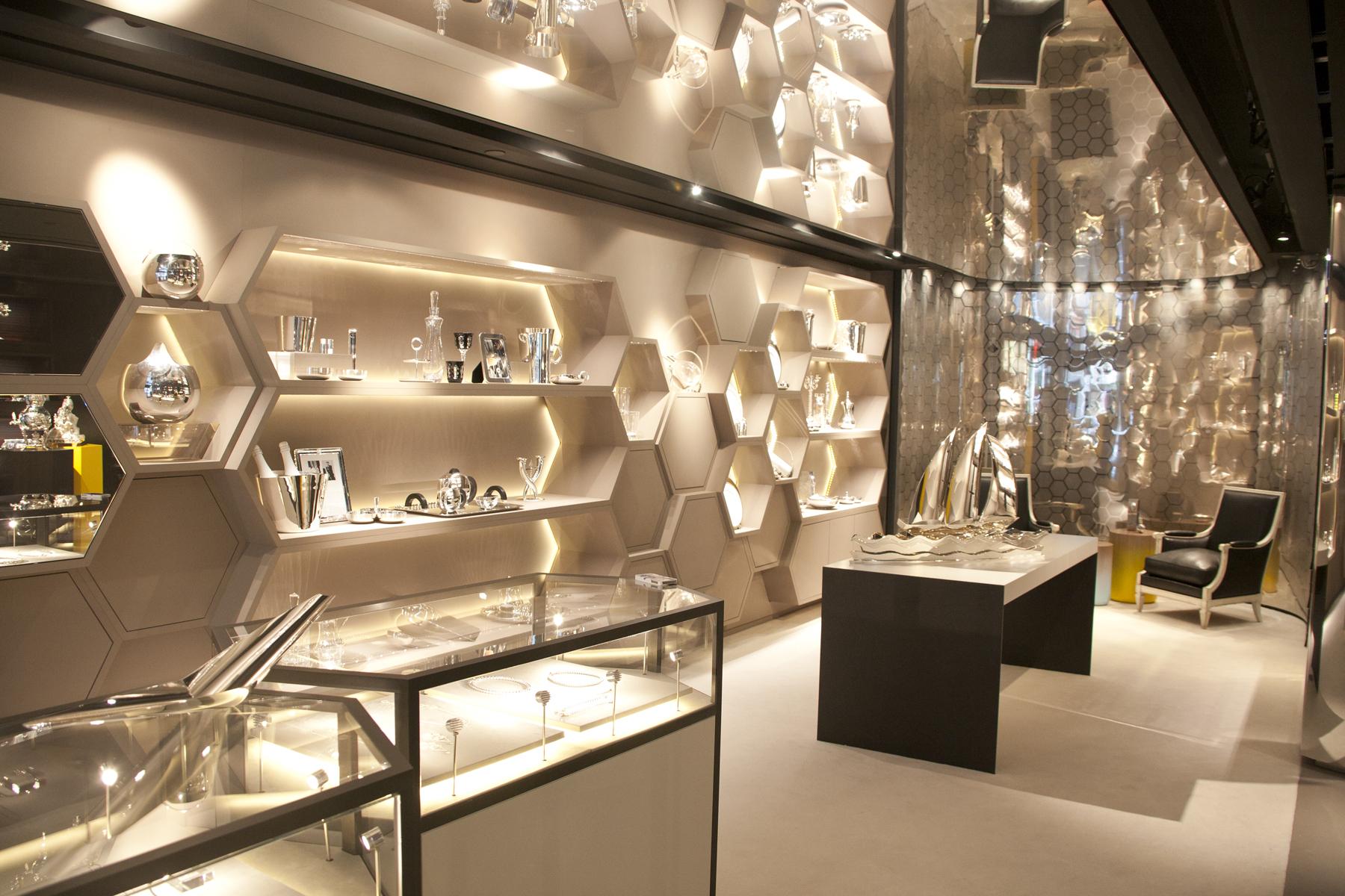 Nouveaux designers d co et mode chez christofle - Boutique deco new york ...
