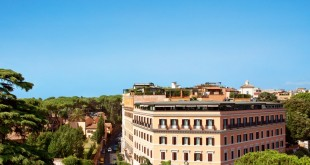 hôtel Eden Rome