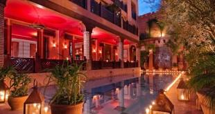 la Maison Arabe Marrakech