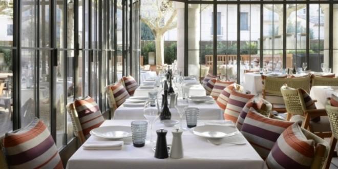 restaurants de saint-tropez Rivea