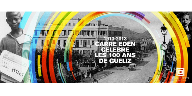 100 ans de gueliz Marrakech