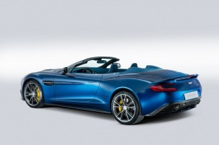 L'Aston Martin Vanquish Volante a été dévoilé. Un nouveau cabriolet pour la marque britannique.