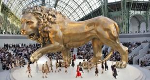 Chanel et sa haute joaillerie : sous le signe du lion
