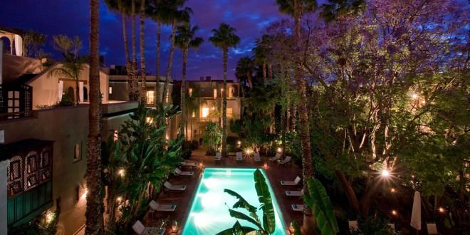 Les Jardins de la Médina Marrakech 2