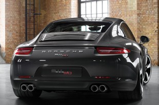 Porsche 911 50 ans