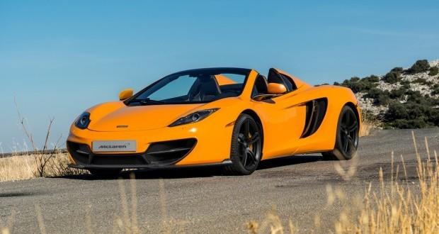 A l'occasion de ses 50 ans, McLaren sort en édition limitée la MP4-12C.