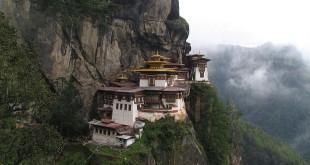 Voyage sur mesure exceptionnel au Bhoutan, temple bouddhiste de Taktshang