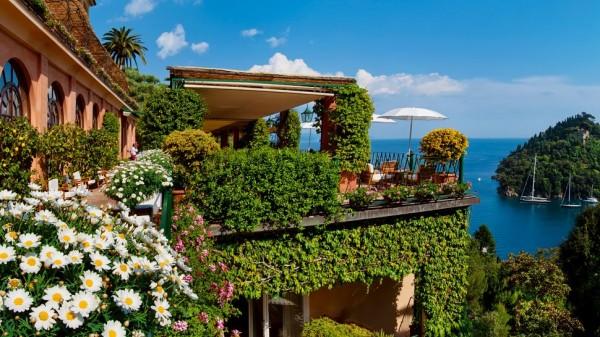 Hotel Splendido & Splendido Mare hôtels de luxe à Portofino