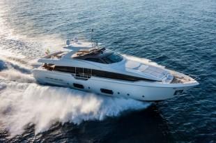 Le Ferretti 960 Motor Yacht
