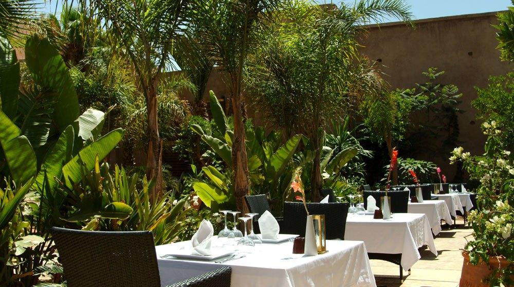 Les jardins de la koutoubia marrakech for Jardin koutoubia