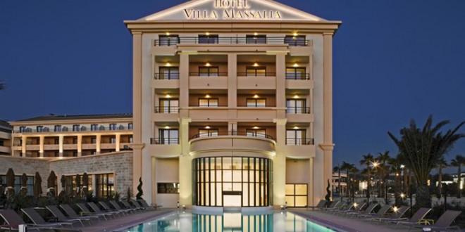 Villa Massalia Concorde Marseille