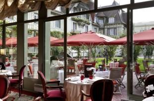 Belle Epoque Hotel Normandy Deauville