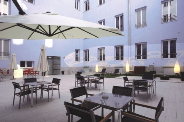 Top 5 hôtels de luxe à Madrid Hôtel Petit Palace Santa Barbara